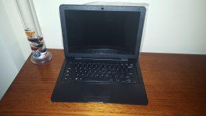 Black Laptop Prop